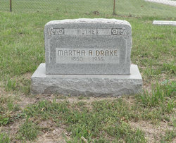 Mrs Martha Alice <I>Angel</I> Drake