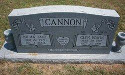 Wilma <I>Herndon</I> Cannon
