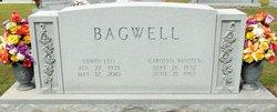 Nellie Carolyn <I>Wooten</I> Bagwell