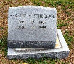 Arretta <I>Meekins</I> Etheridge