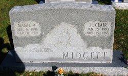 Mamie <I>Midgett</I> Midgett