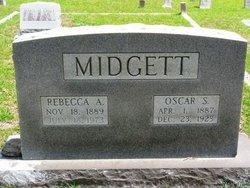 Rebecca Alexandra <I>O'Neal</I> Midgett