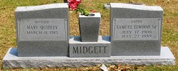 Samuel Elwood Midgett, Sr