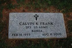 Calvin Kenneth Frank