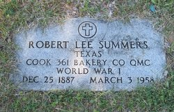 Robert Lee Summers