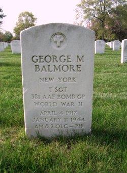 George M Balmore