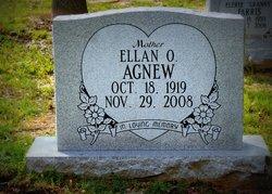 Ellan O. Agnew