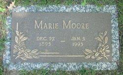 Marie H <I>Moseman</I> Moore