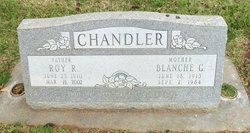 Blanche G Chandler