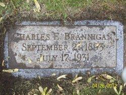 Capt Charles E. Brannigan