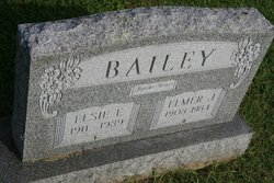Elsie E <I>Bond</I> Bailey