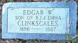 Edgar William Clinkscales