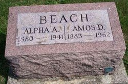 Amos D. Beach
