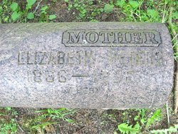 "Elizabeth ""Lizzie"" <I>Matchett</I> Peters"