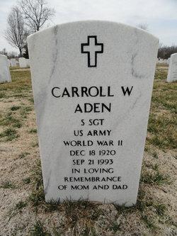 Carroll Worthy Aden