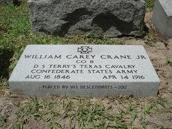 William Carey Crane, Jr