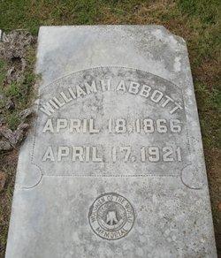 William H Abbott