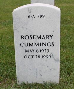 Rosemary <I>Dombovy</I> Cummings