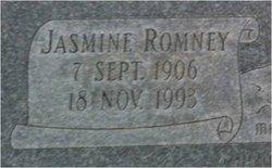 Jasmine <I>Romney</I> Edmunds