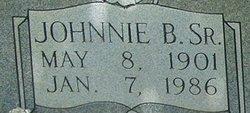 Johnnie Boyd Newton, Sr