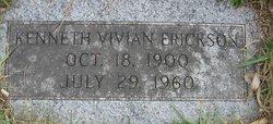 Kenneth Vivian Erickson