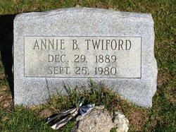 Annie <I>Basnight</I> Twiford