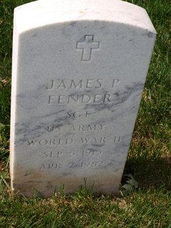 James P Fender