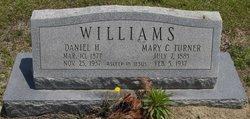 Mary Frances <I>Cox</I> Williams