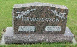 Reuel Kenneth Hemmingson