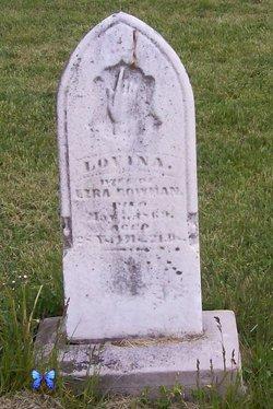 Lovina <I>Ward</I> Bowman