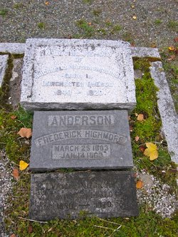 Frederick Highmore Anderson