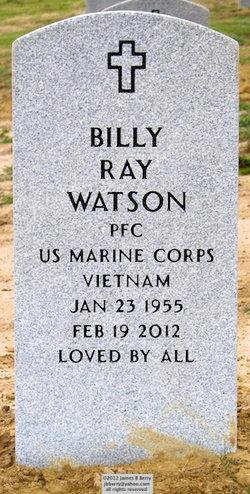 PFC Billy Ray Watson