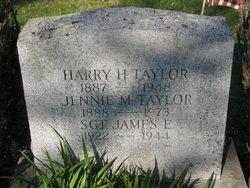 Jennie M <I>Lashua</I> Taylor