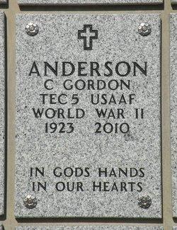 C. Gordon Anderson