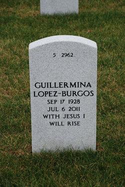 Guillermina <I>Lopez</I> Burgos