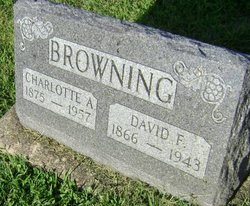 Charlotte A Browning