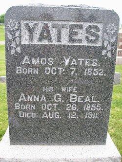 Amos Yates