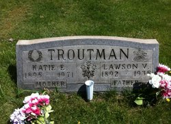 Katie Edna <I>Shroyer</I> Troutman