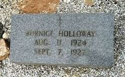 Burnice Holloway
