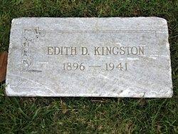 Edith D. Kingston
