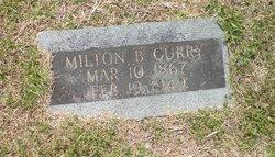 Milton Benjamin Curry