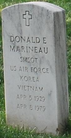 Donald E Marineau