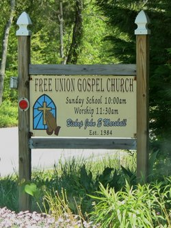 Free Union Gospel Church Cemetery