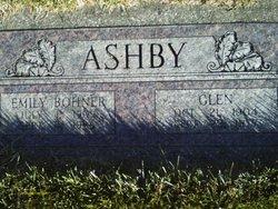 Emily Theresia <I>Bohner</I> Ashby
