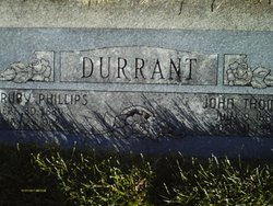 John Thomas Durrant