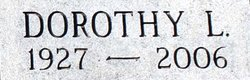 Dorothy L. <I>Lawrence</I> Roberts