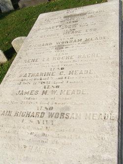 Capt Richard Worsam Meade