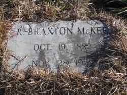 Risdon Braxton McKee