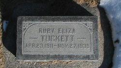 Ruby Eliza Tuckett