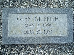 Glen Donald Griffith